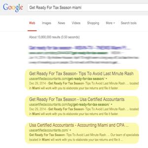 Get Ready For Tax Season miami - Google Search
