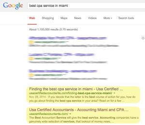 best cpa service in miami - Google Search